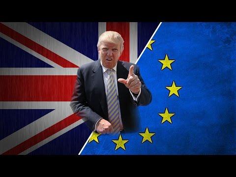 A Simple Question: Britain, EU & Donald Trump