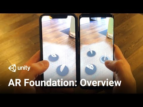 News: Unity Hustles to Add ARKit 3 Support to AR Foundation