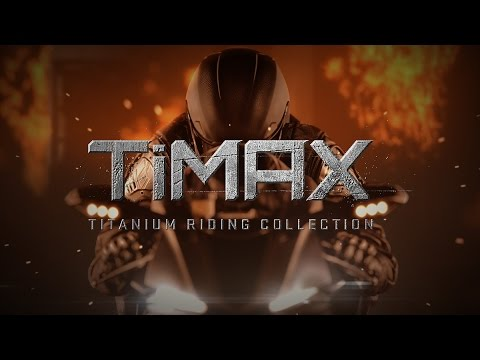 TiMax - Titanium Riding Collection