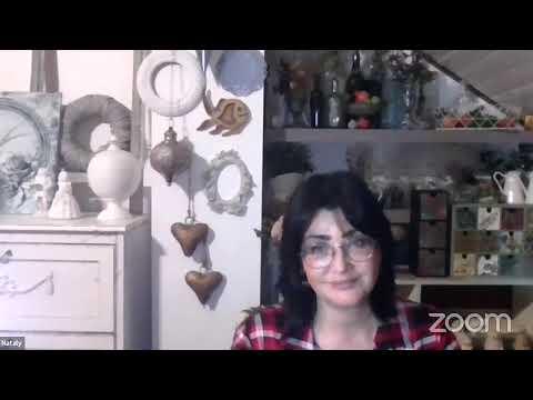 """Заливной поднос """"Ботаника"""" Наталья Хутас"""