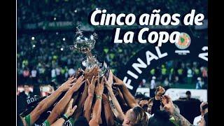 Quinto aniversario de la Copa Libertadores / Ídolos e hinchas rememoran el 27 de julio