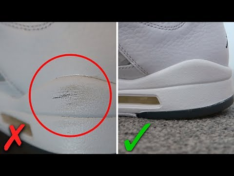 How To Fix Scuffs On Air Jordans (BEST WAY!)