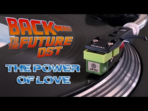 back-to-the-future-(ost)---the-power-of-love-(original-pressing)---black-vinyl-lp