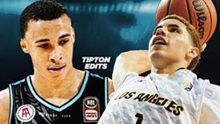 Top HS Recruit RJ Hampton SKIPS College To Play Oversees & LaMelo Ball Will LIKELY Do The Same!