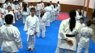Antrenamente Karate - Progresul Cernica 3/8