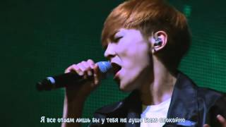 EXO - Promise (live ver) [рус. саб]