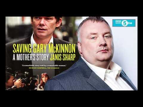 Saving Gary McKinnon - Janis Sharp 5 Live interview