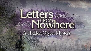 Letters From Nowhere: A Hidden Object Mystery - iPhone and iPad Gameplay