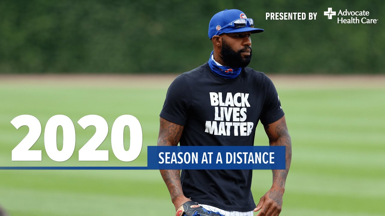 How Heyward's Leadership Influenced the Cubs Social Justice Efforts | 2020: Season at a Distance