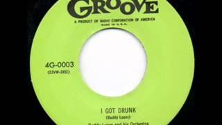 Buddy Lucas - I Got Drunk