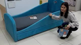 Обзор кровать Тедди/Teddy с выдвижным ящиком (фабрика Мирлачева). Мамагуру