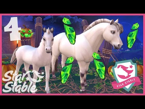Star Stable Online Green Soul Shard Locations Day 4 + Exclusive Fjord Horse & Free Mummy Item!