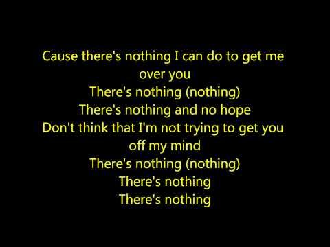 nothing saliva lyrics
