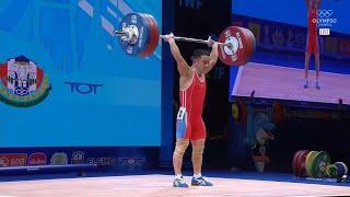 2019 World Weightlifting Championships. men 55kg \ Чемпионат мира мужчины до 55кг