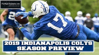 Football Gameplan's 2019 NFL Team Preview: Indianapolis Colts