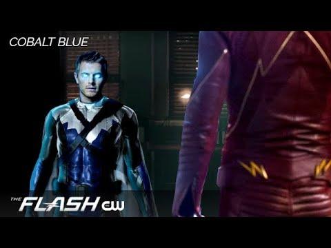"The Flash Season 5 Teaser Trailer ""Cobalt Blue"""