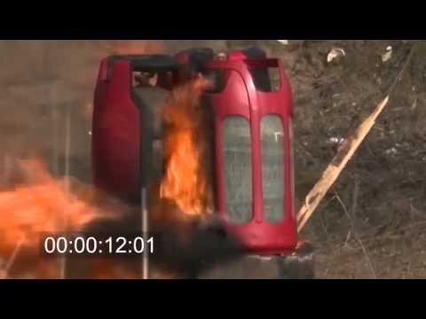 Взрывобезопасные композитные газовые баллоны - YouTube