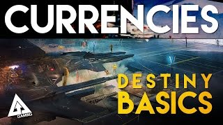 Destiny Basics Guide - Currencies and Farming