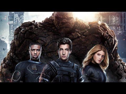 4 Different Origins featurette for Fantastic Four