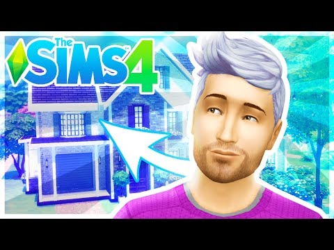 RECREATING MY REAL HOUSE IN SIMS 4!