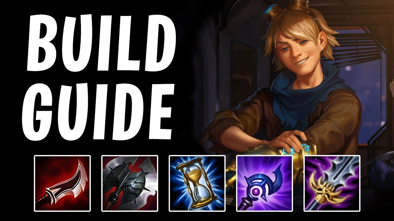 Season 10 Ezreal Build Guide Youtube