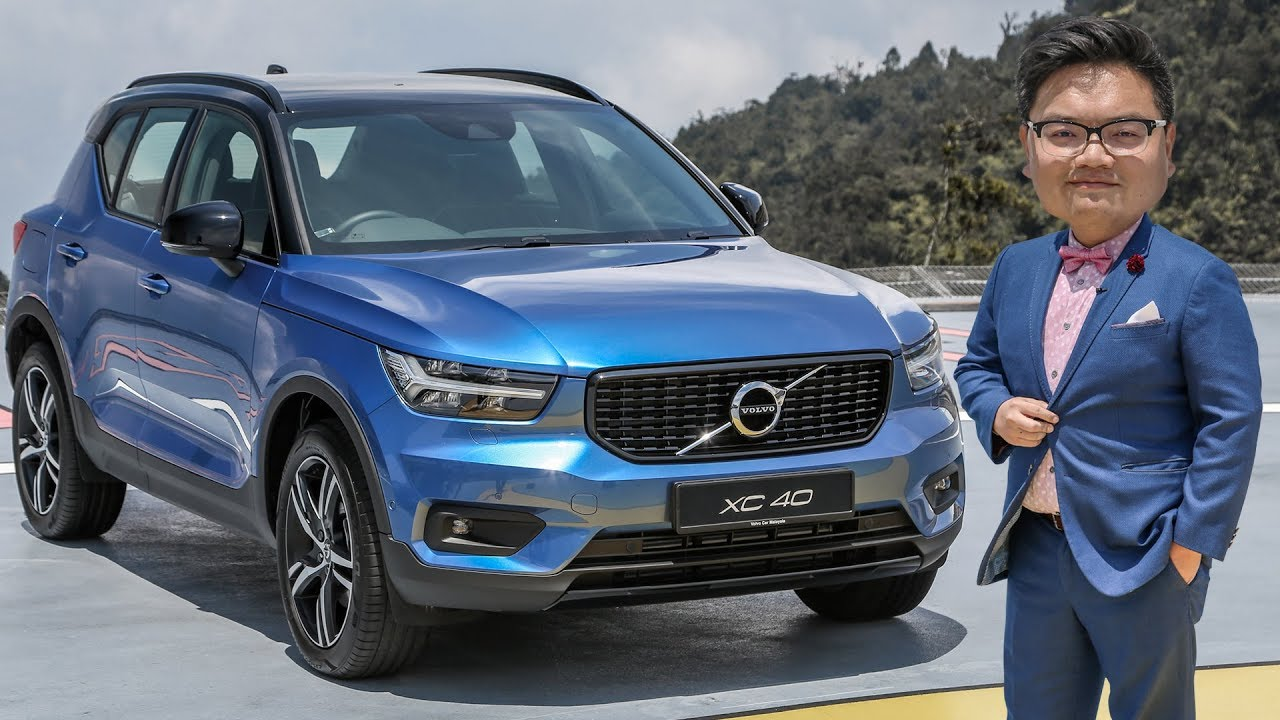 First Look 2018 Volvo Xc40 T5 R Design In Malaysia Rm256k