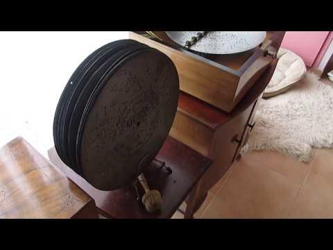 Kalliope Disc Musical Box - #24 The Blue Danube Waltz