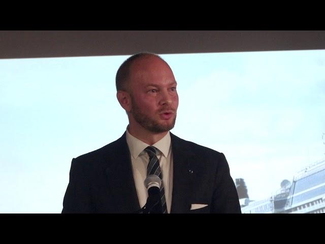Puheenjohtaja Sampo Terhon puhe puolueristeilyllä  8.9.2018