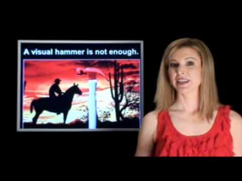 Visual Hammer