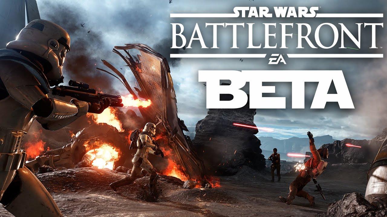 Star Wars Battlefront Beta Ende