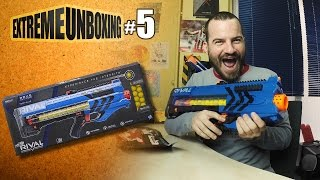 Nerf Rival Zeus - Extreme Unboxing - 05