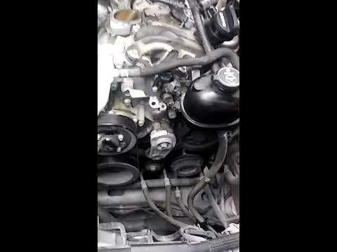 2008 Cadillac CTS 3.6L Thermostat Replacement.