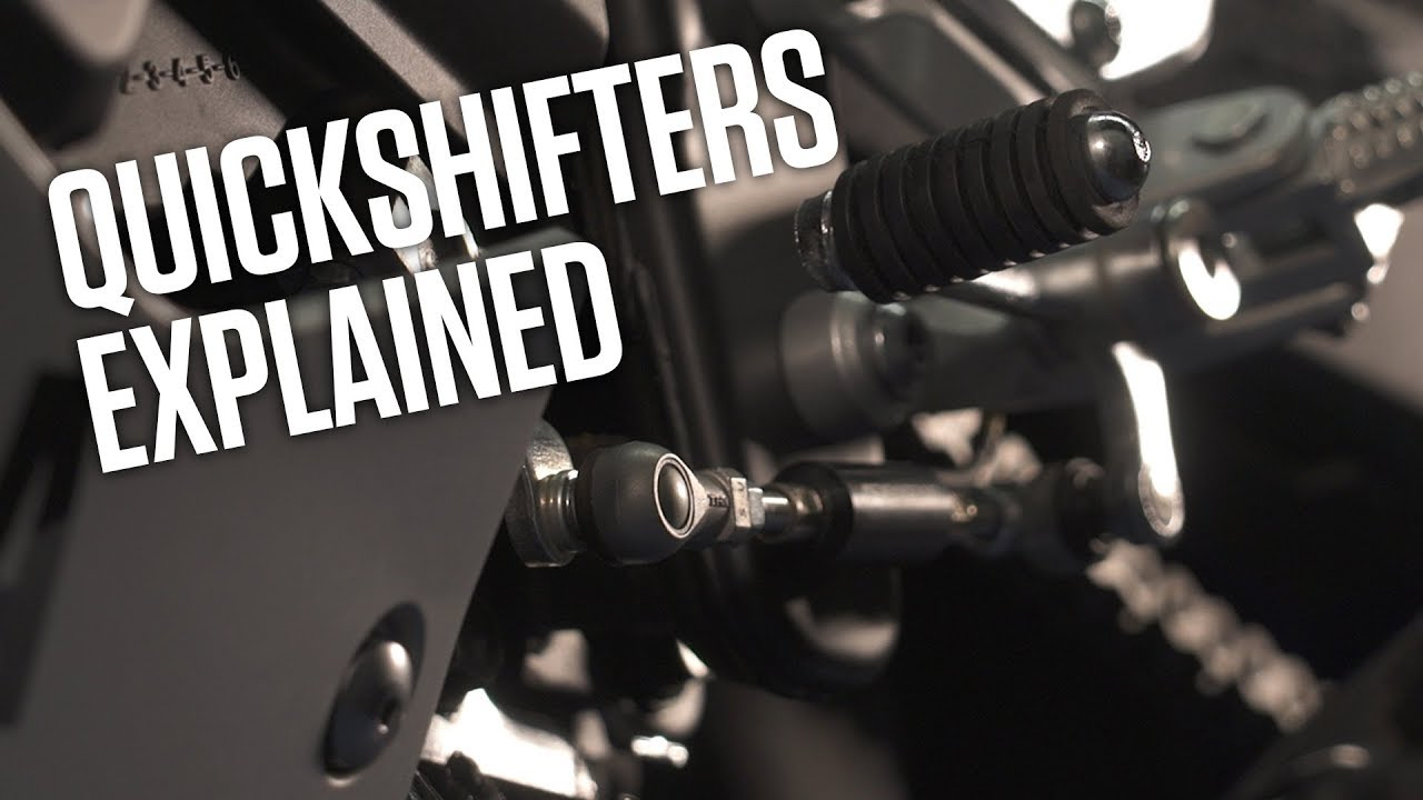 Quickshifters Explained | MC Garage