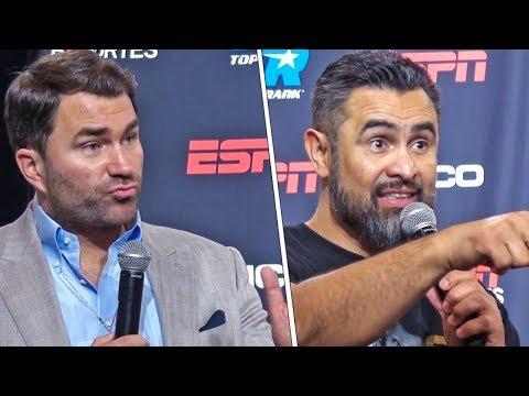 Oscar Valdez vs Scott Qigg - POST FIGHT PRESS CONFERENCE
