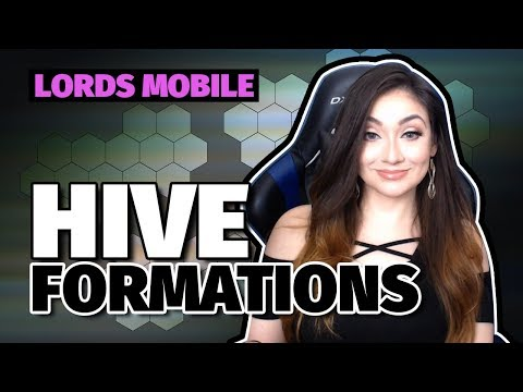 Lords Mobile :  Hive Formations
