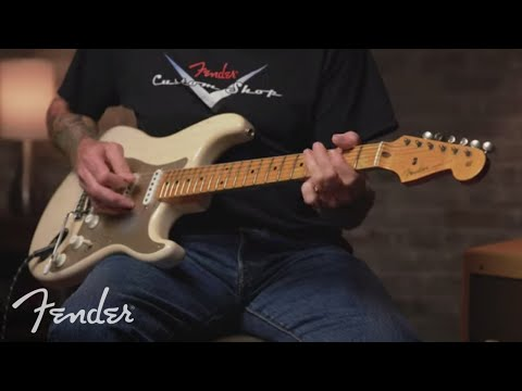 Fender Custom Shop Mid-Year Collection | Fender Custom Shop | Fender