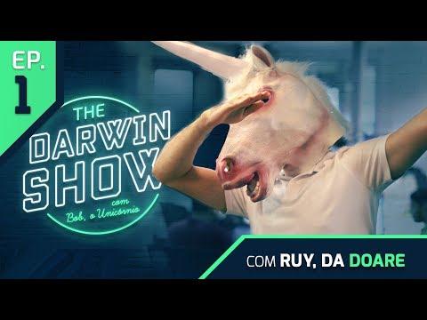 The Darwin Show - Ep 1 - A Arte do Pivot, com Ruy da Doare