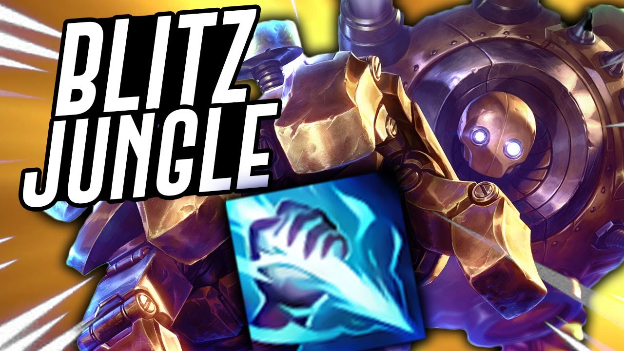 Blitz Jungle