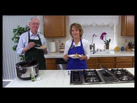 Crockpot Chicken Cacciatore: Make An Easy, Healthy Chicken Dinner!