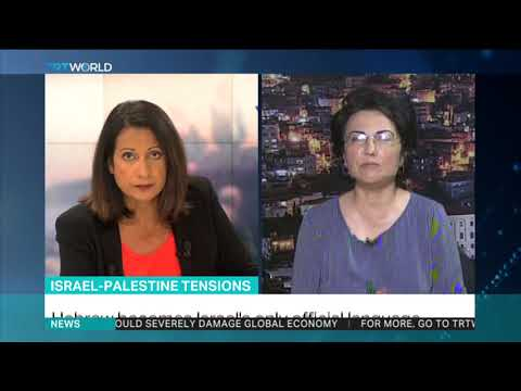 ISRAEL-PALESTINE TENSIONS: Interview with Haneen Zoabi