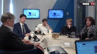 """Дискуссия на тему """"Галлюцинации"""" в программе """"Круглый стол""""#MIXTV"""