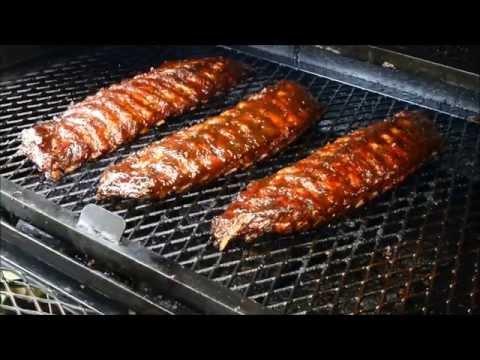 DW's Fall BBQ Bash! How To:BBQ Baby Back Ribs,Pork Butt,Smoke Brisket