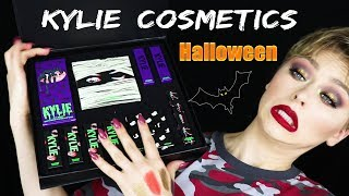 Kylie Cosmetics Halloween Collection