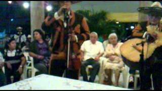 TE PRESUMO con Mariachi Miranda - Día del músico 2010, Coatzacoalcos; Veracruz.
