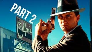 LA Noire Remastered Gameplay Walkthrough Part 2 - BAD COP (Xbox One X)