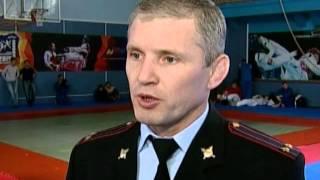 Видеосюжет о чемпионате ЧРО Динамо по дзюдо 2016