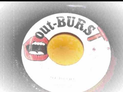 Papa San - DJ Touch Up - Outburst 7'' - 1989