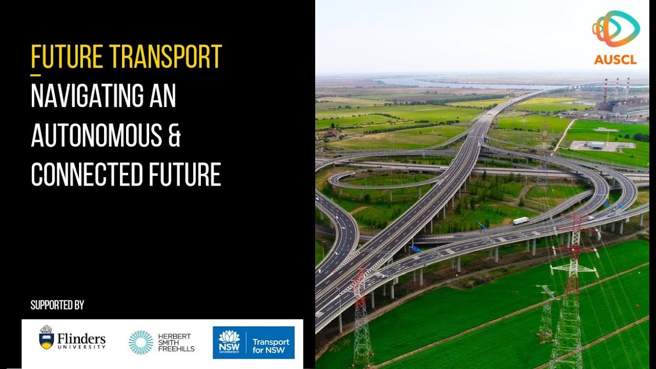 Future Transport – Navigating an Autonomous and Connected Future