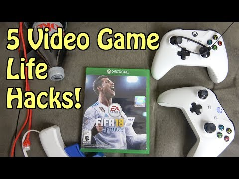 5-simple-hacks-for-gamers---video-game-life-hacks-|-nextraker