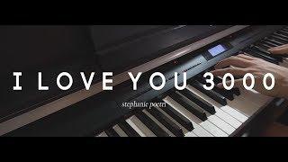 Stephanie Poetri - I Love You 3000 - Piano Cover by Smyang